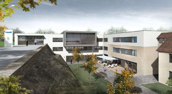 New research and development center in Azendorf